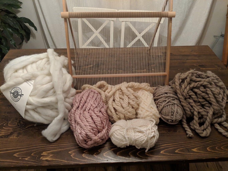 Step 2: Weaving the Fringe