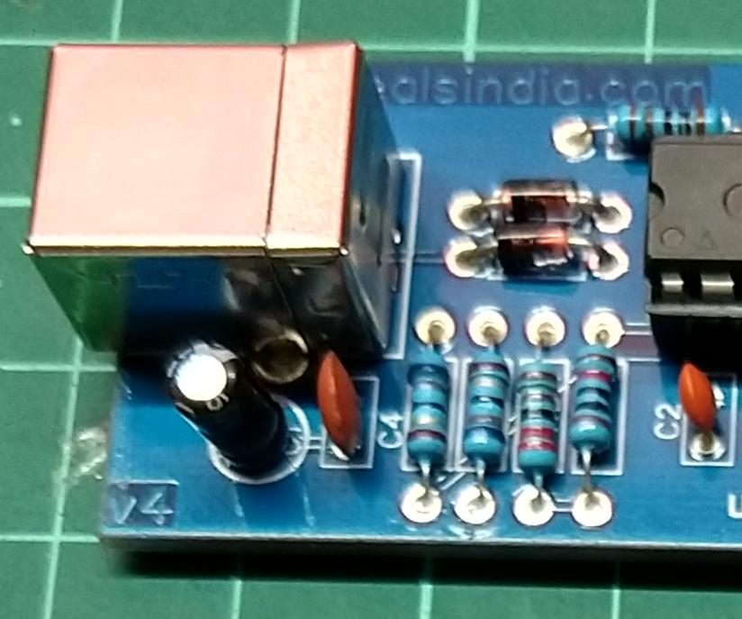 USBasp USBASP Programmer DIY