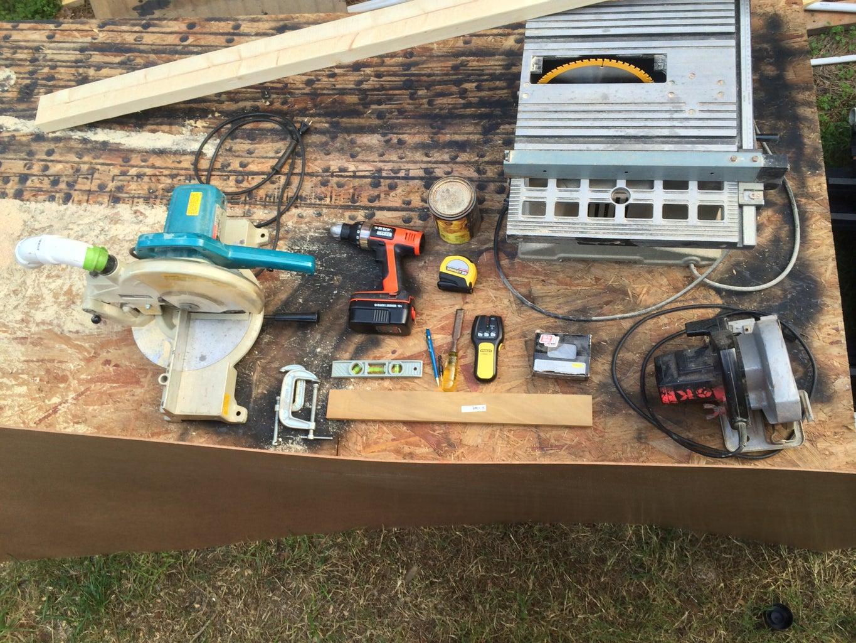 Gather Tools & Materials