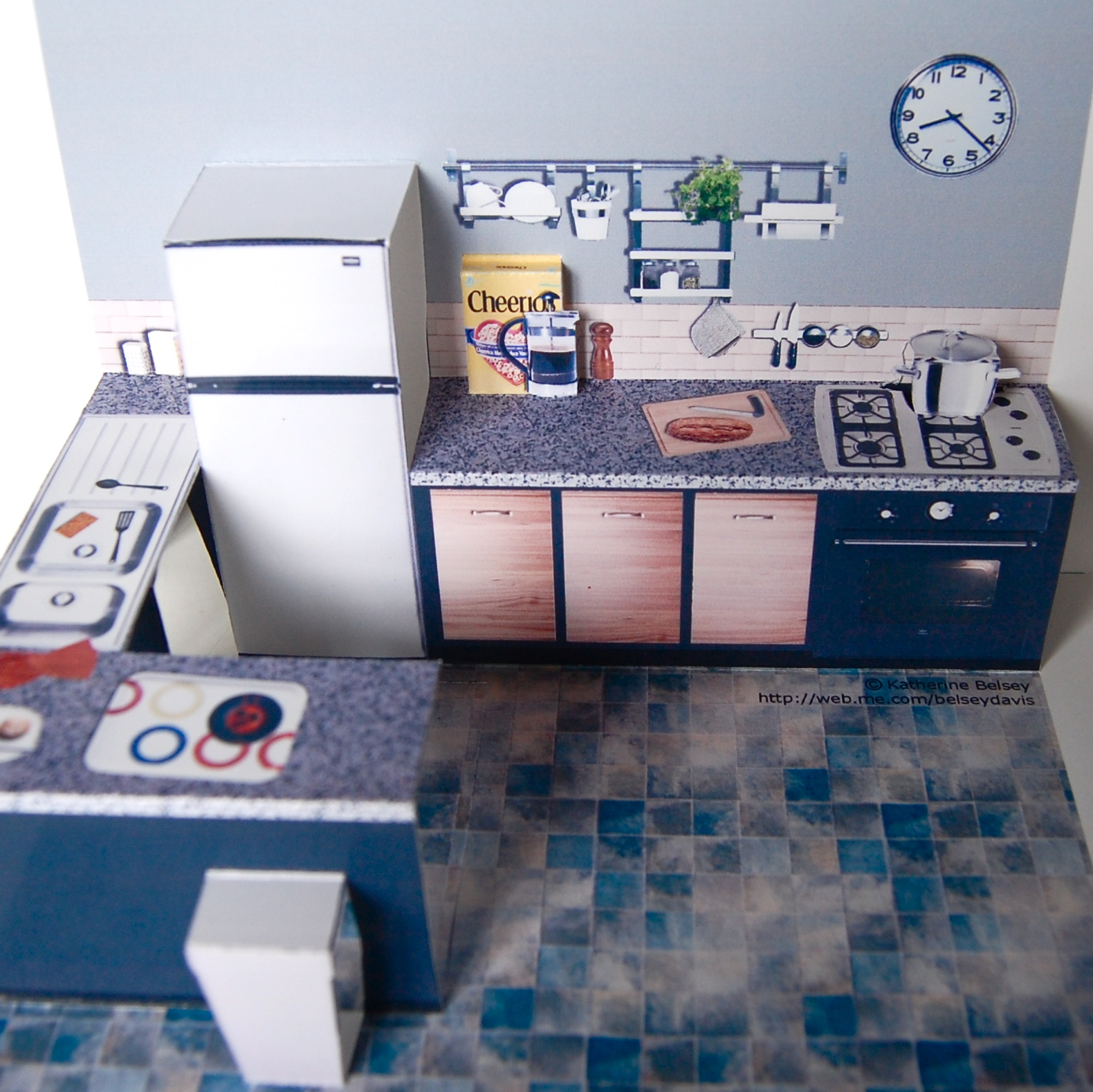 Fold a kitchen into your pocket