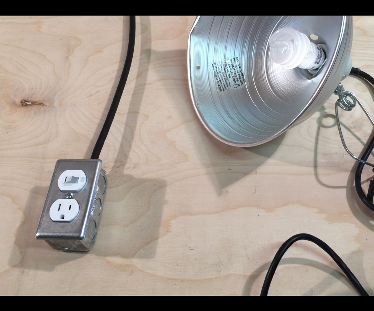 Simple Electrical Remote Switch