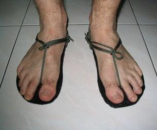 Minimalist Running Sandals (Huaraches)