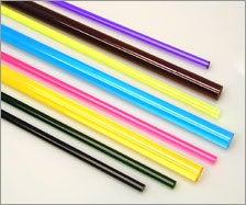 Cut and Pollish Acrylic Rods