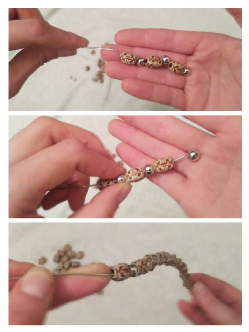 An Easy Trick to Load the Beads