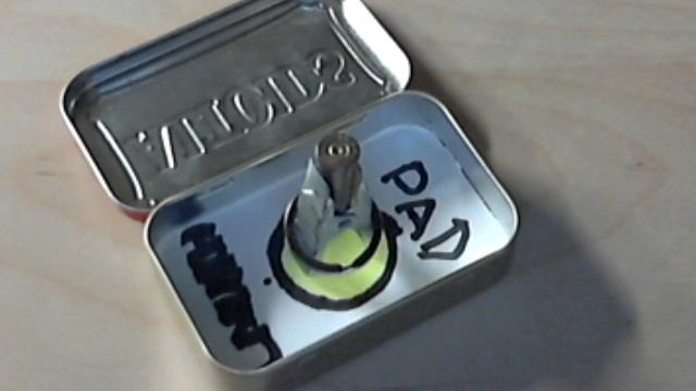 Altoids Launch Pad Boredom Kit