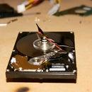 "2.5"" HDD Clock"