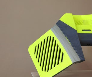 Air Vest  (Backpack Heat Dissipation Device)