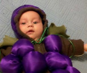 Infant Bundle of Grapes Costume