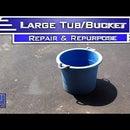 Fix a Cracked Bucket