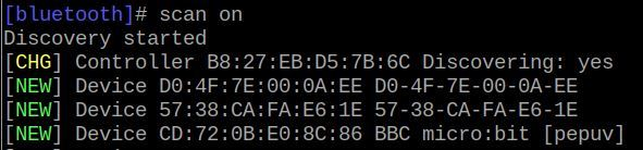 Setting Up Bluetooth on Raspberry Pi