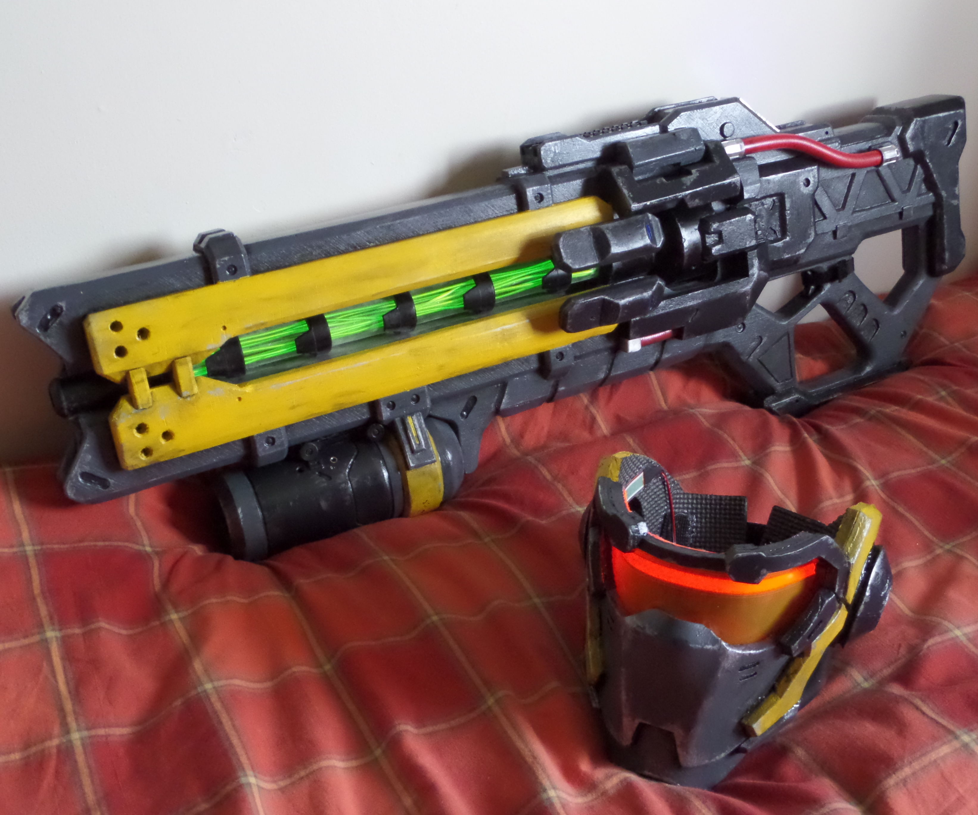 Soldier 76 Pulse Rifle