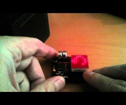 MSP430 Breadboard Audio Spectrum Analyser