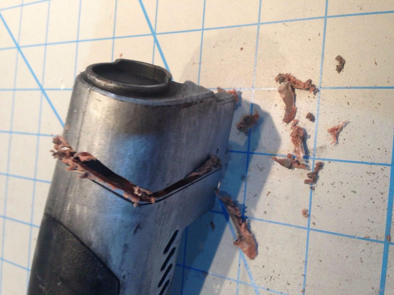 Replacing the Barrel Tip