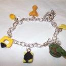 Horcrux Charm Bracelet
