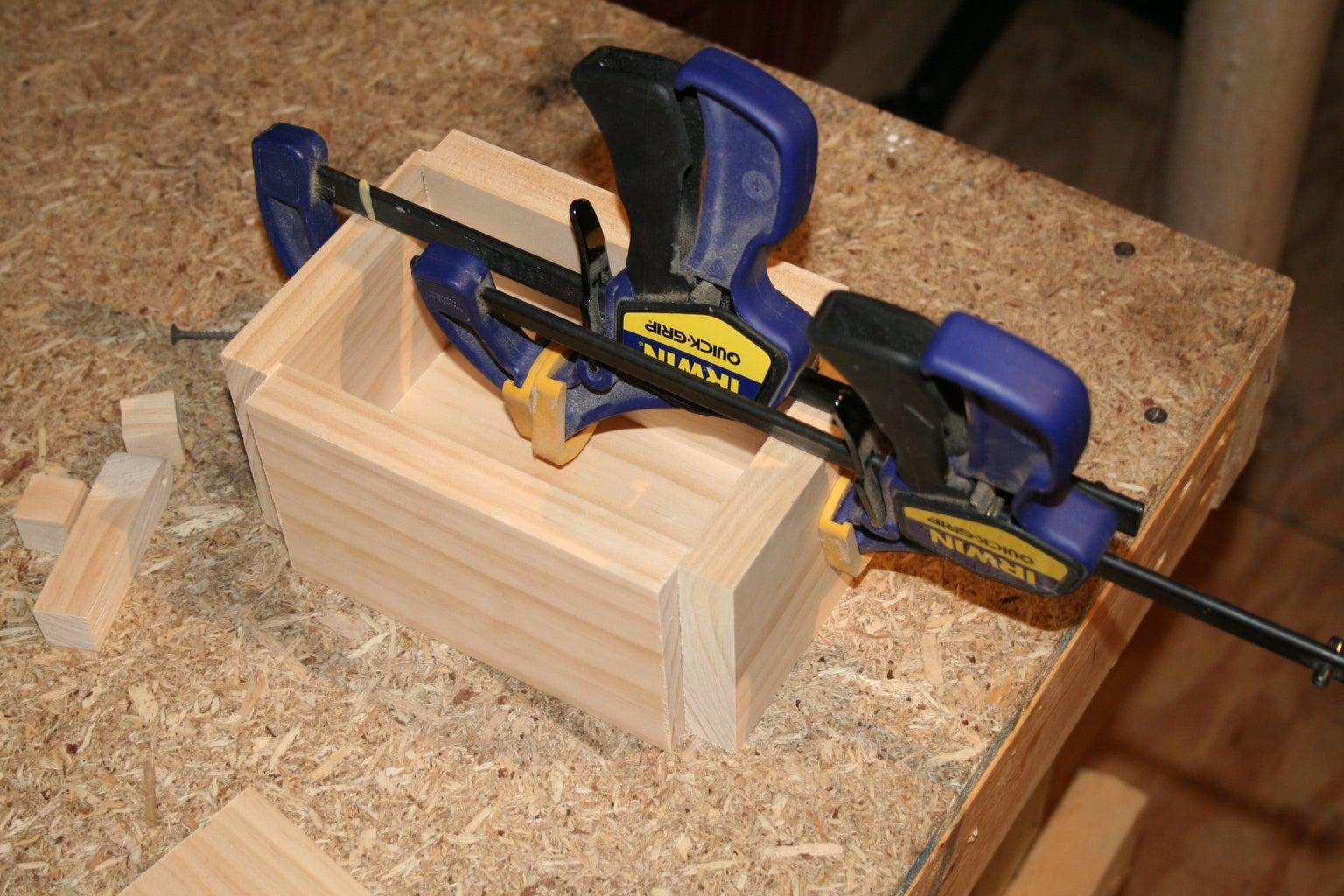 Basic Hinged Box