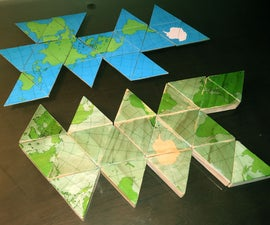 Dymaxion地球