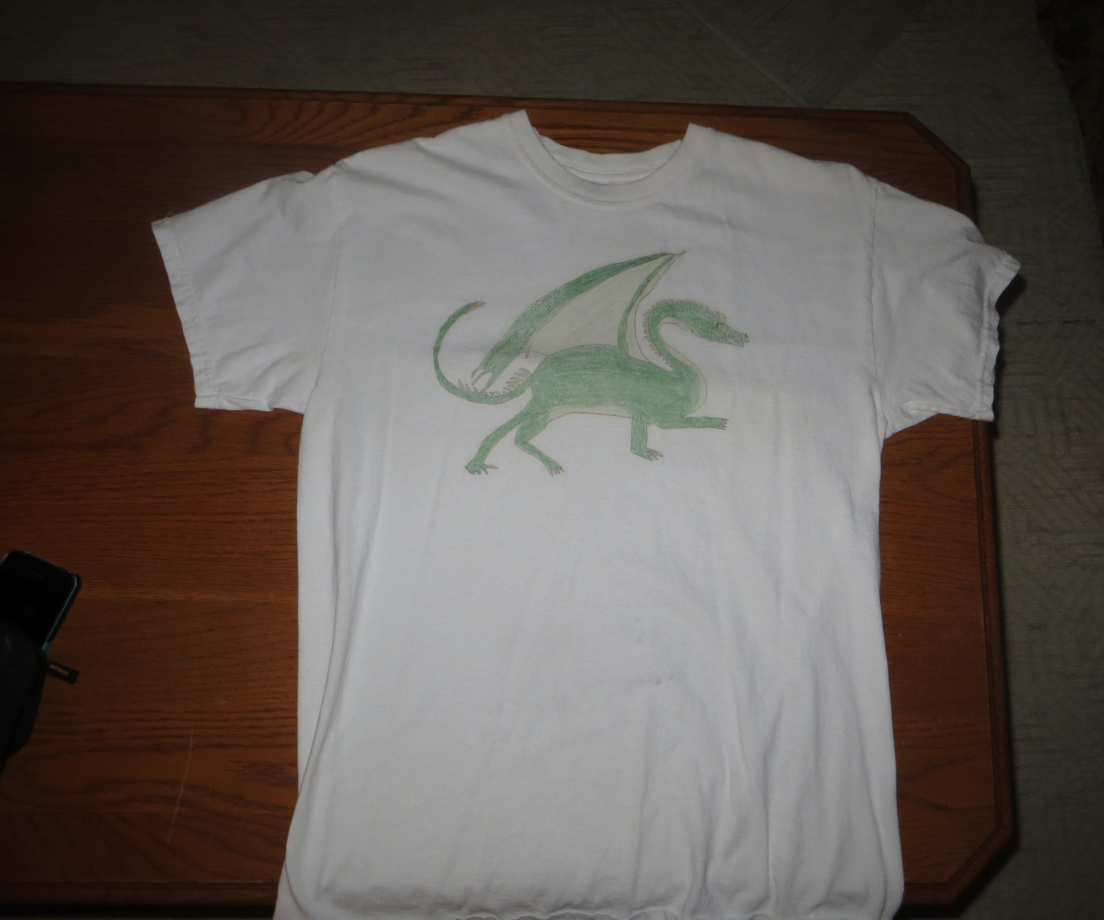 Make Your Own Custom T-Shirt!