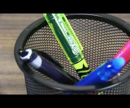 Make Your FriXion Pens Last Longer