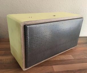 DIY Bluetooth Boombox - Repurpose Your Old Hi-Fi