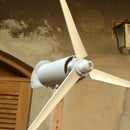 Make a Mini Windgenerator With Old Hd Parts