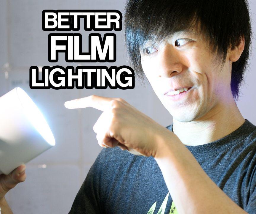 3 Steps for Better Film Lighting