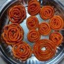 Sweet Honeyed Imarti From the Royal Food Menu