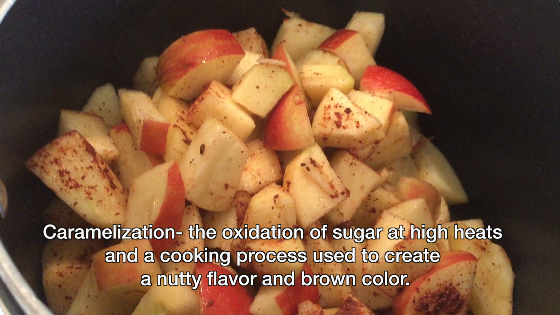 Cook Your Apples