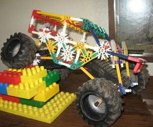 Knew Jeep Rock Crawler