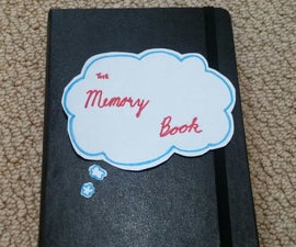 How to Set Up Your Memory Book