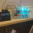 Simple Arduino 5x2 LED Matrix
