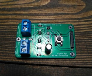 Minimalistic Contactless Latching Switch