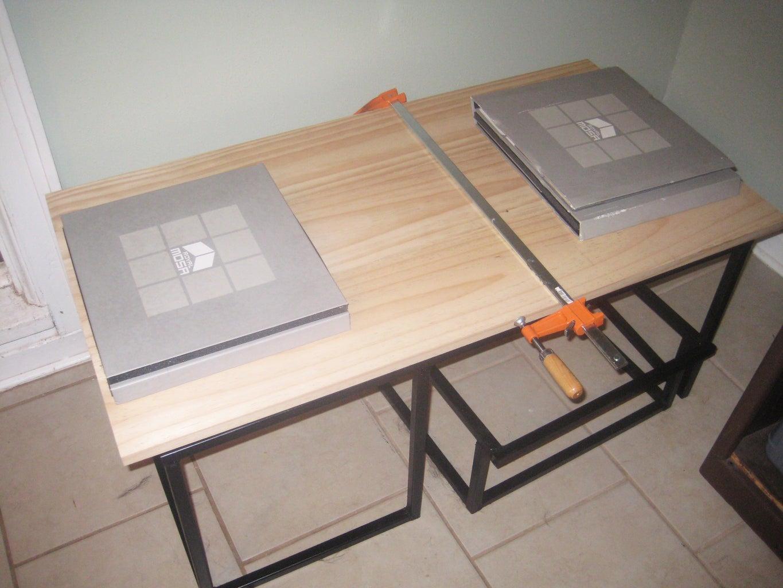 Make the Wood Tops