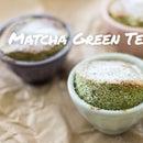Matcha Green Tea Soufflé