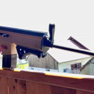 3D Printable Airsoft Gun