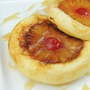Pineapple Upside Down Pancakes (Gluten Free)