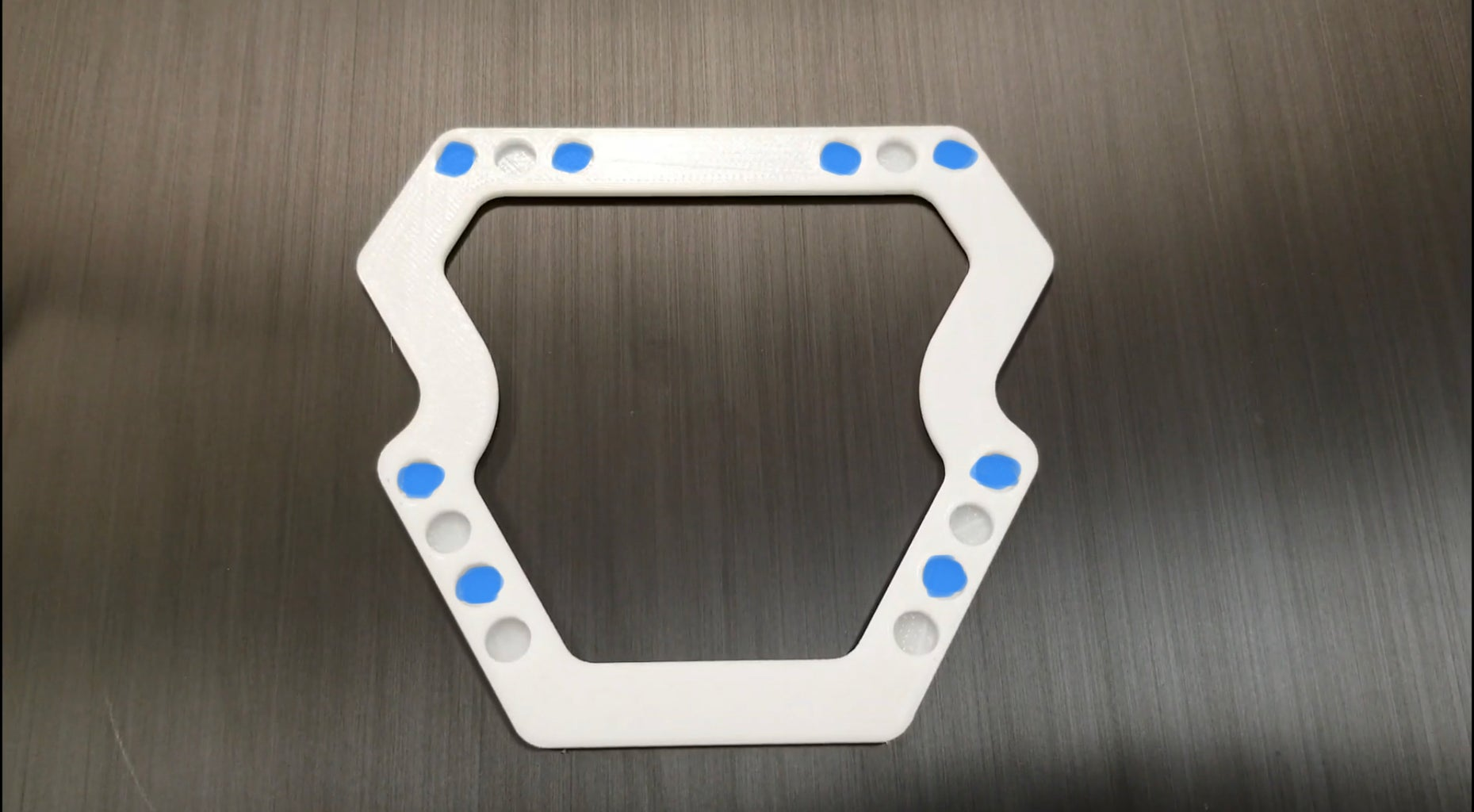 Magnetic Back Plate and Harness System