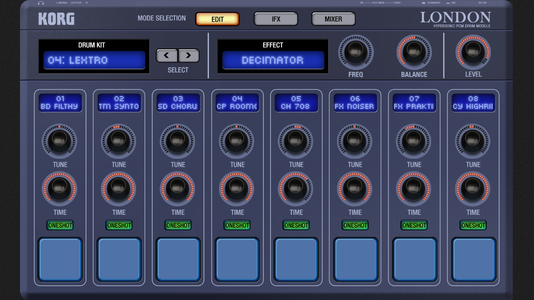Play With KORG Gadget Le