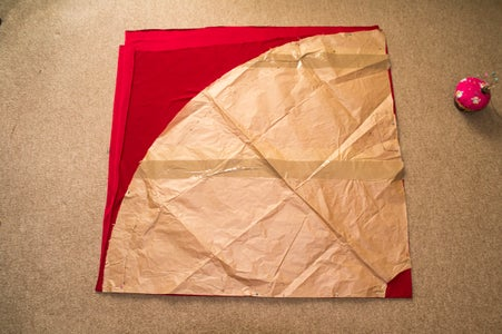 Cut Circle Skirt