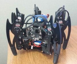 Arduino Mega Hexapod