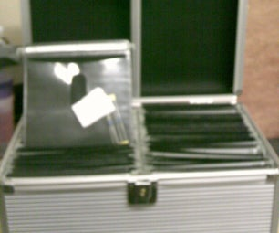Find That Resistor Fast....Onother Use for a Redundant CD Storage Box