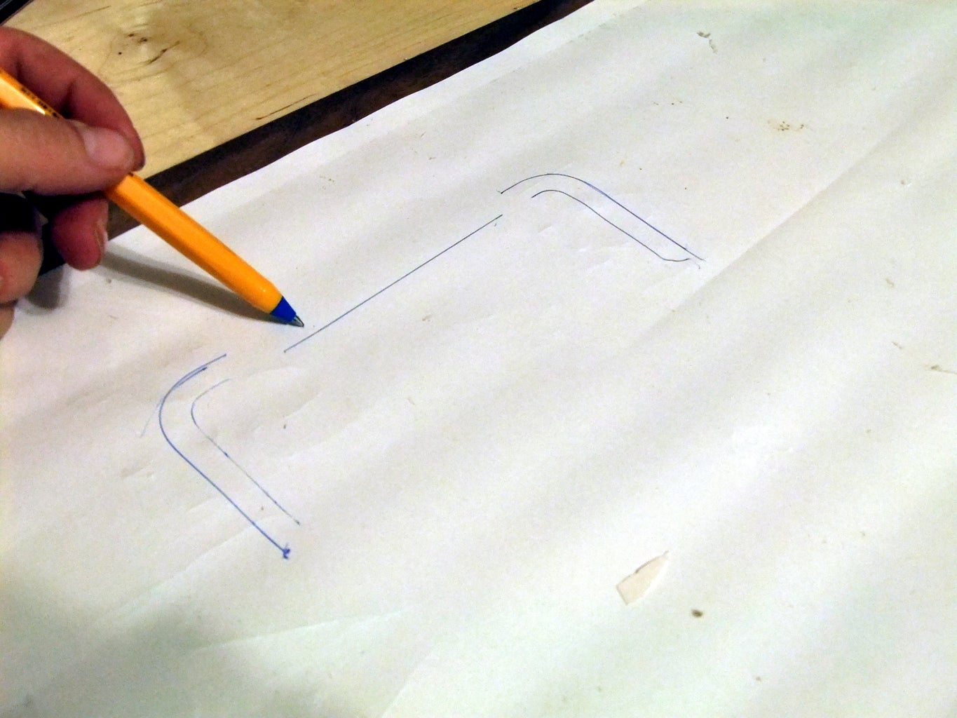 Tracing the Frame