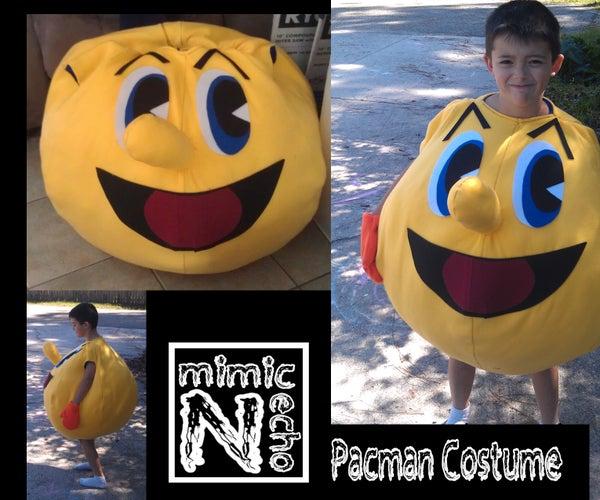 Pacman Adventures Pacman Costume