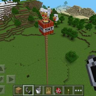 How to Make Fireworks in Minecraft Pe!