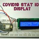 Covid19 Stat IoT Display
