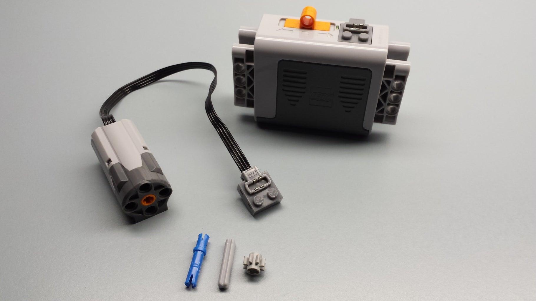 Base & Motor