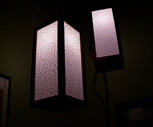 Convert a Regular IKEA APPLARO Lamp Into a Pretty Lamp.