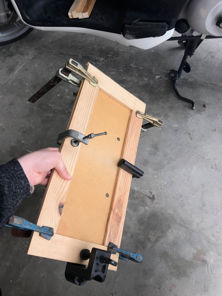 Keep It Together With Some Clamps