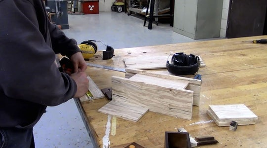 Main Box Construction