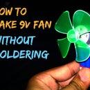 Homemade Pocket Fan | Very Easy #