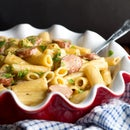 One Pot Cajun Sausage Pasta